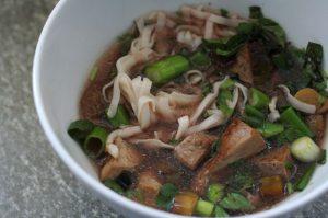 Pho-Suppe Rezept selber machen